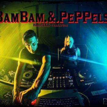 BamBam & PEPPels   HARD-TEKK