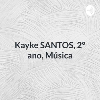 Kayke SANTOS, 2° ano, Música: Brasil de quem? Mc Sid