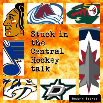 Stuck in the Central Hockey Podcast