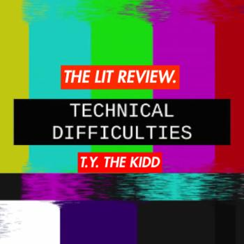 THE LIT REVIEW - hosted by - T.Y. THE KIDD