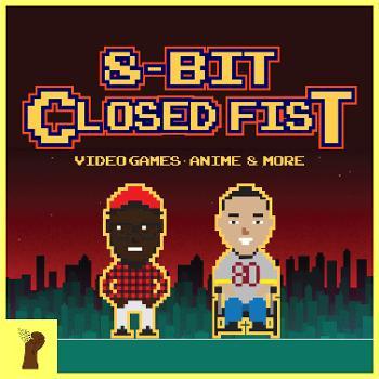 8-Bit Closed Fist