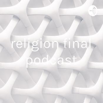 religion final podcast