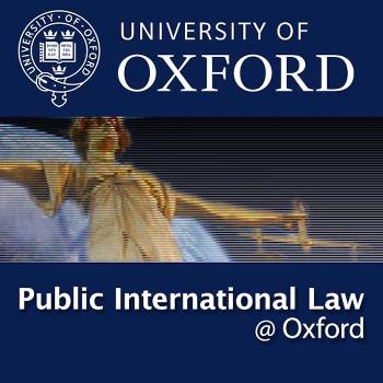 Public International Law Discussion Group (Part I) and Annual Global Justice Lectures