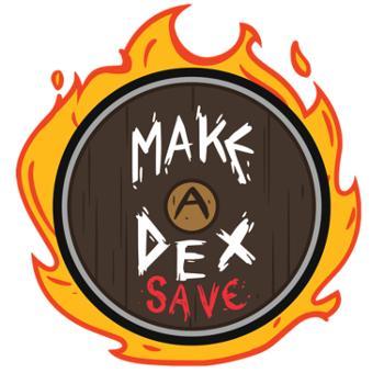 Make a Dex Save