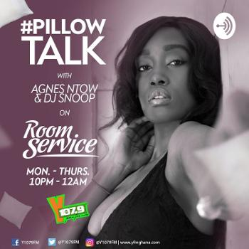 Pillow Talk with Agnes Ntow