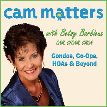 CAM Matters with Betsy Barbieux