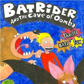 Bat Rider and the Cave of Oomba