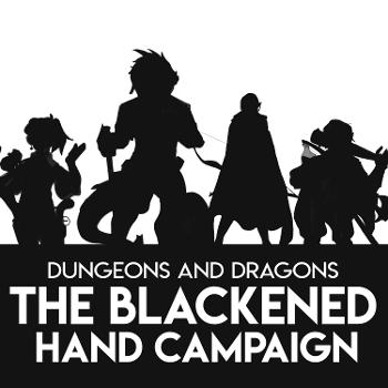 BSG DnD: The Blackened Hand