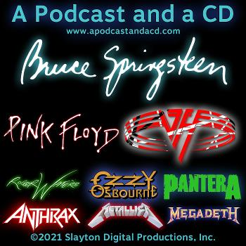 Podcast and a CD