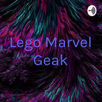 Lego Marvel Geak