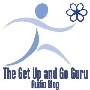 The Get Up And Go Guru Audio Blog| CFS / ME Coach | Illness Management | Chronic Illness | Spoonie Warriors