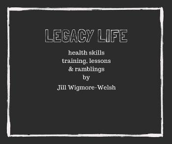 Legacy Life: Training with Jill