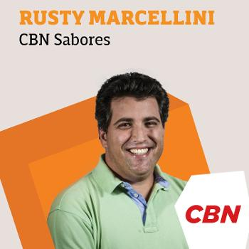 CBN Sabores - Rusty Marcellini