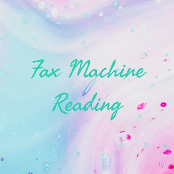 Fax Machine Reading