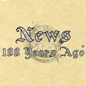Tulsa News From 100 Years Ago