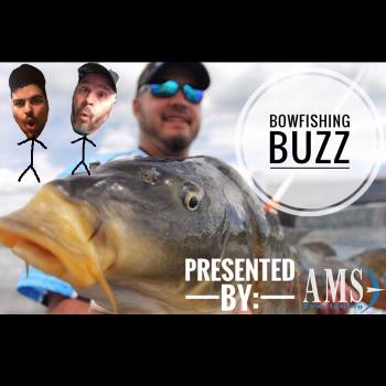 AMS Bowfishing Buzz podcast
