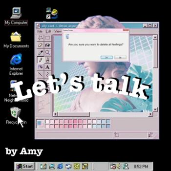 Let's talk by Amy