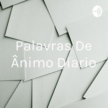 Palavras De Ânimo Diario