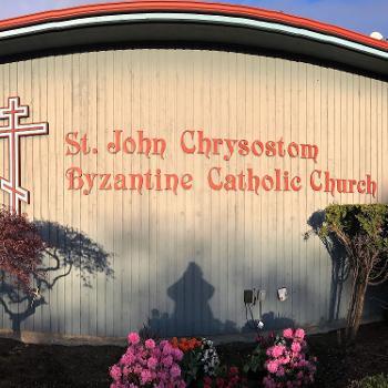 St. John Chrysostom Byz Cath Church, Seattle WA USA