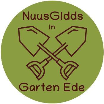 Nuus Gidds in Garten Ede