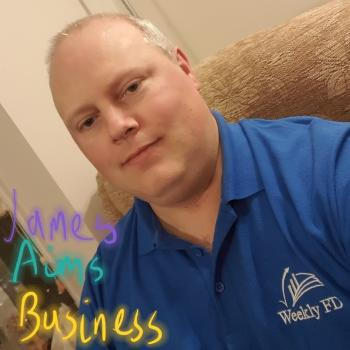 James Aims Business