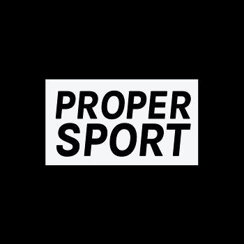 Proper Sport Mix Tape