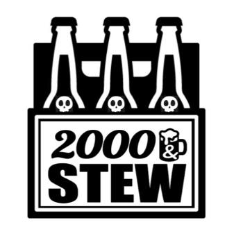 2000 and Stew: A podcast about punk/hardcore music from the 2000's