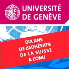 L'ONU et la Suisse dans un monde qui change