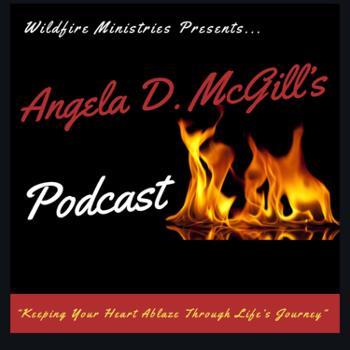 Let It Burn-Angela McGill