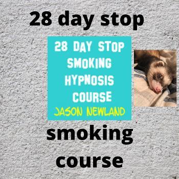 Stop smoking Hypnosis - Jason Newland