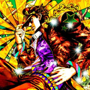 An Ode to JoJo(Really Just a Love Letter to Araki)