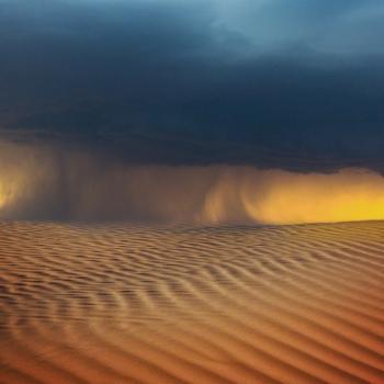 En mi Desierto ?