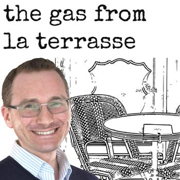 The gas from la terrasse