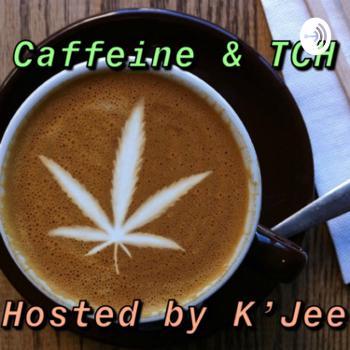Caffeine and THC