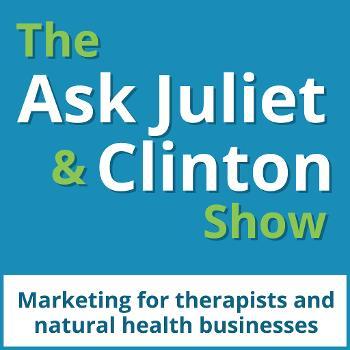 The Ask Juliet & Clinton Show