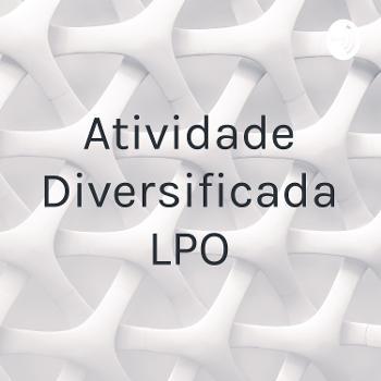 Atividade Diversificada LPO
