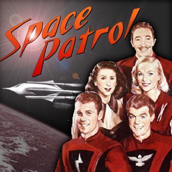 Space Patrol Radio
