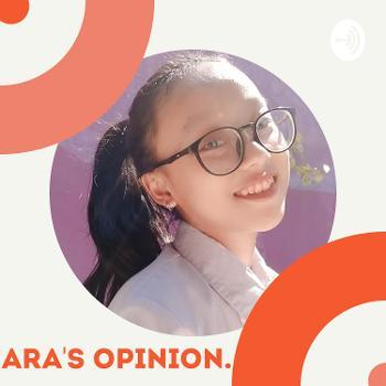 Ara's Opinion