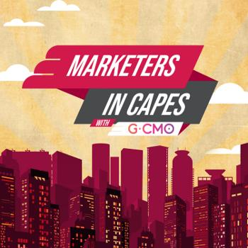 Marketers In Capes with G-CMO