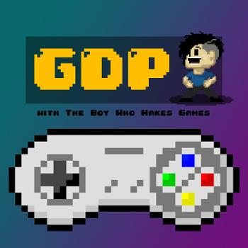 GDP - game dev podcast by The Boy Who Makes Games