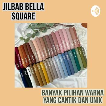 Jilbab Ayu Bella Square