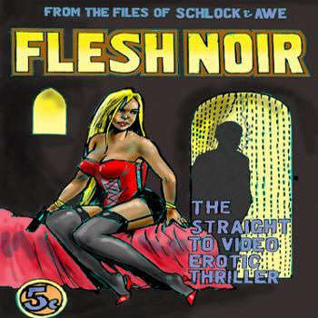 Flesh Noir: The Straight-to-Video Erotic Thriller
