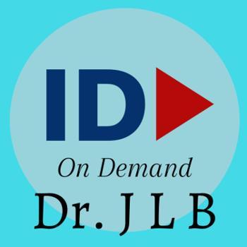 ID on Demand w/Dr. JLB
