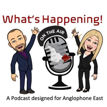 What's Happening -a podcast designed for ASD-E