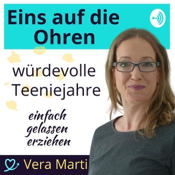 Vera Marti   eins auf die Ohren - Erziehung anders gedacht