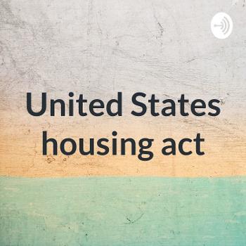 United States housing act