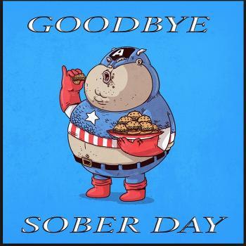GSD - Goodbye Sober Day