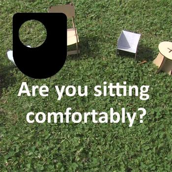 Design Essentials: are you sitting comfortably? - for iPod/iPhone