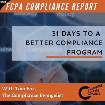 31 Days to a More Effective Compliance Program