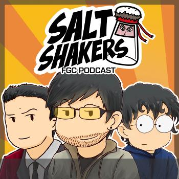 Salt Shakers: FGC podcast, NZ made!